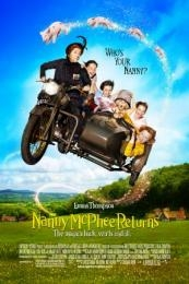 Nanny McPhee Returns (Nanny McPhee and the Big Bang) (2010)