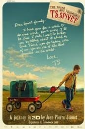 The Young and Prodigious T.S. Spivet (2013)