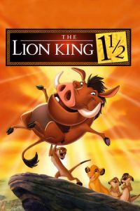 The Lion King 1 1/2 (The Lion King 1½) (2004)