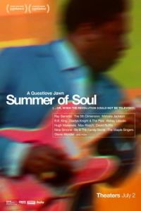 Summer of Soul (Or, When the Revolution Could Not Be Televised) (2021)